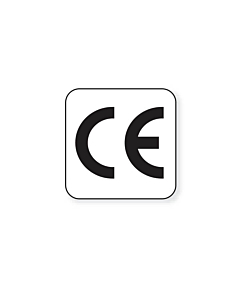 CE Mark Labels 20x20mm