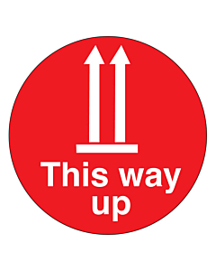 This Way Up Labels 50mm