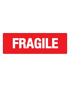 Fragile Labels 163x53mm