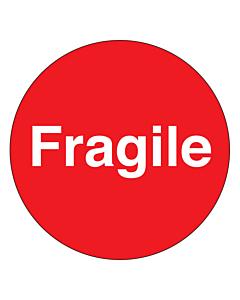 Fragile Labels 50mm