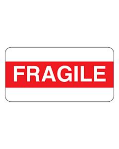 Fragile Labels 50x25mm
