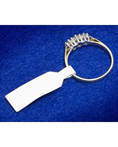 Self Cling Jewellery Tags 61x13mm