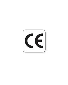 CE Labels 10x10mm