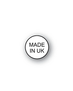 Made in UK Stickers 15mm