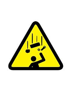 Falling Parts Warning Labels