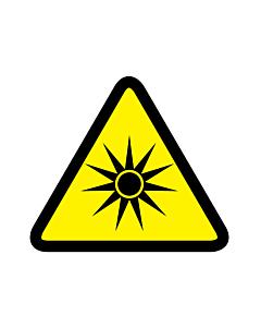 Optical Radiation Warning Labels