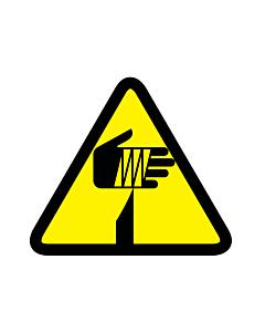 Sharp Element Warning Labels