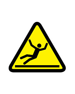 Slippery Surface Warning Labels