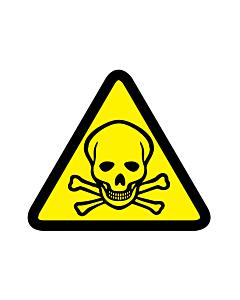Toxic Material Warning Labels