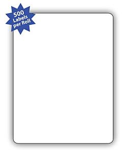 Avery Berkel Scale Labels 58x73mm (10 Rolls / 5,000 Labels)