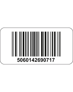EAN Barcode Labels Paper 40x20mm