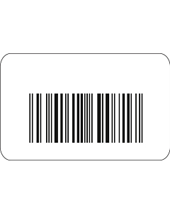 EAN Barcode Labels Paper 40x25mm