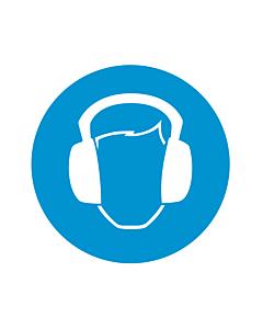 Wear Ear Protection Labels