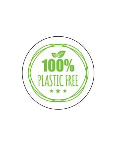 Plastic Free Stickers