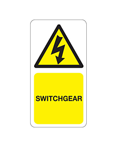 Switchgear Labels