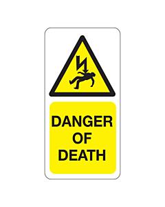 Danger of Death Labels