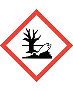 GHS & CLP Environmentally Hazardous Labels