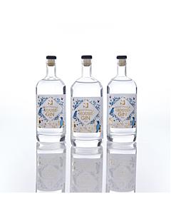 Gin Bottle Labels