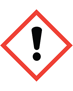 GHS & CLP Irritant Labels
