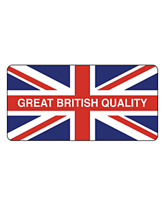 Great British Quality Stickers