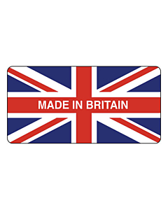 Made in Britain Labels