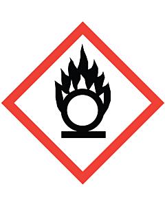 GHS & CLP Oxidiser Labels