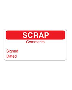 Scrap Labels