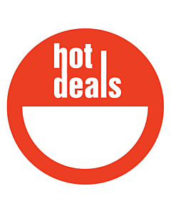 Hot Deals Stickers 50mm