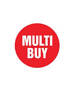 Multi Buy Stickers