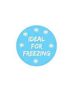 Ideal for Freezing Stickers