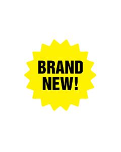 Brand New Stickers 30mm