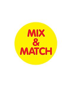 Mix & Match Stickers
