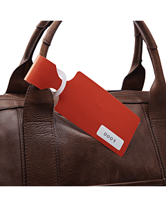 Red Bag Tags