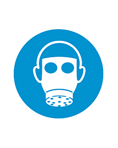 Wear Respiratory Protection Labels
