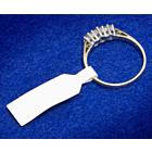 Self Cling Jewellery Labels 62x9mm