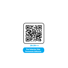 QR Code Labels 20x20mm (For Interior Use)