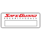 SafeGuard Security Seal Labels 122x45mm