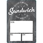 Freshly Made Sandwich Labels 50x73mm