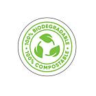 100% Biodegradable Compostable Labels