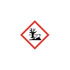 GHS & CLP Environmentally Hazardous Labels 10x10mm