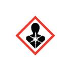 GHS & CLP Health Hazard Labels 20x20mm