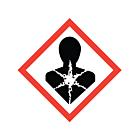 GHS & CLP Health Hazard Labels 50x50mm