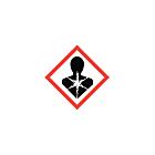 GHS & CLP Health Hazard Labels 10x10mm
