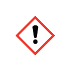 GHS & CLP Irritant Labels 20x20mm