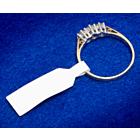 Self Cling Jewellery Tags 105x25mm
