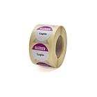 Allergen Lupin Labels 25mm Permanent