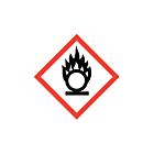 GHS & CLP Oxidiser 20x20mm