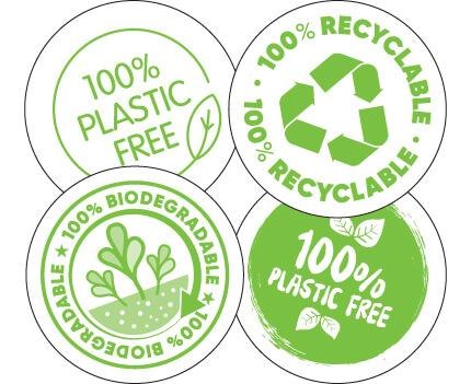 Eco-Friendly Labels