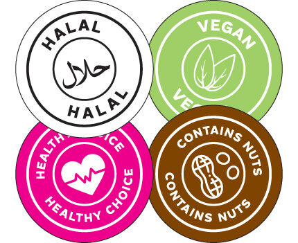Food Safety Labels